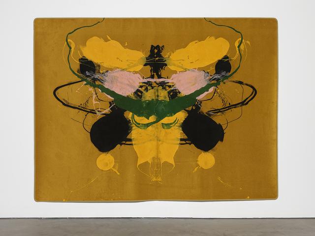 , 'Agoraphobia X,' 2016, David Kordansky Gallery
