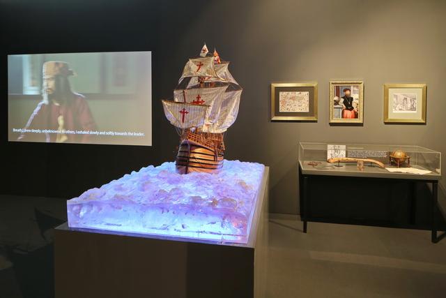 , 'Enrique de Malacca Memorial Project,' 2016, Singapore Art Museum (SAM)