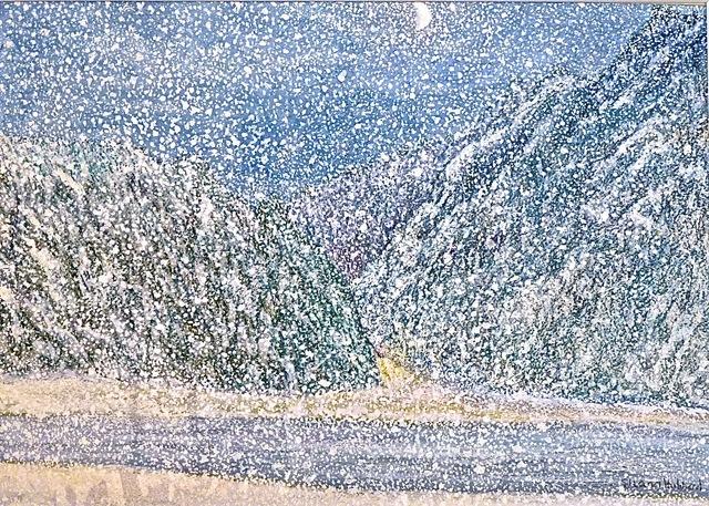 Eleanor Hubbard, 'Snow Globe', 2008, Walter Wickiser Gallery