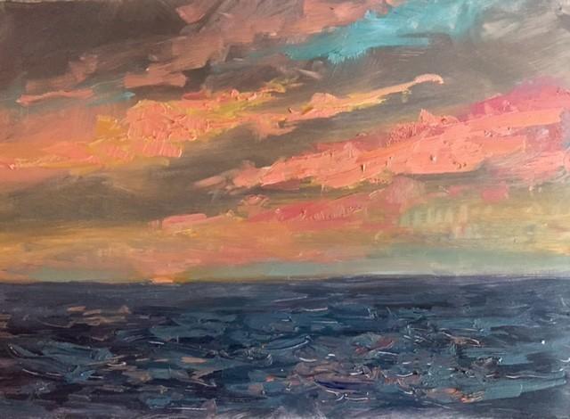 , 'Goodnight Kiss,' 2018, 530 Burns Gallery