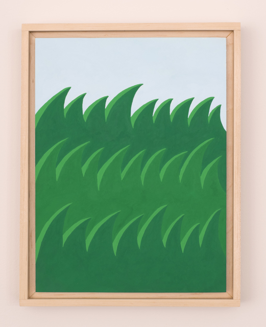 Tyler Beard, 'Windy Grassland ', 2017, HATHAWAY | Contemporary Gallery
