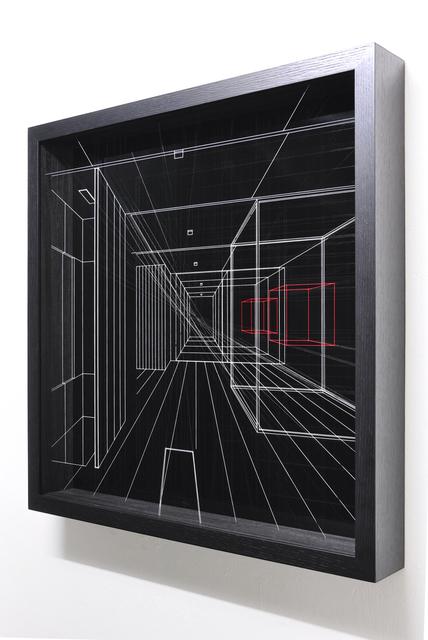 , ' Interior Projection #19,' 2018, The Flat - Massimo Carasi