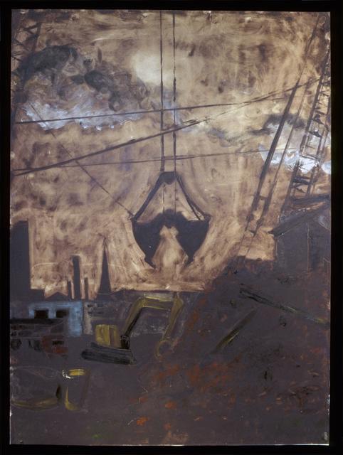 , 'Crane,' 1995, InLiquid