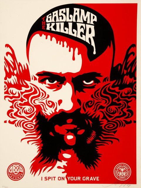 Shepard Fairey, 'Gaslamp Killer', 2008, Heritage Auctions