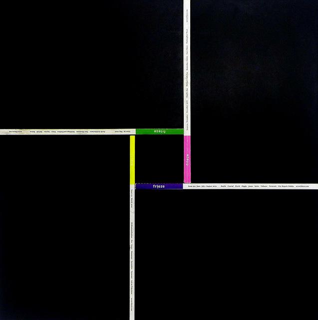 , 'Colour and Shape 1992-2015 # IV ,' 2015, FELDBUSCHWIESNERRUDOLPH