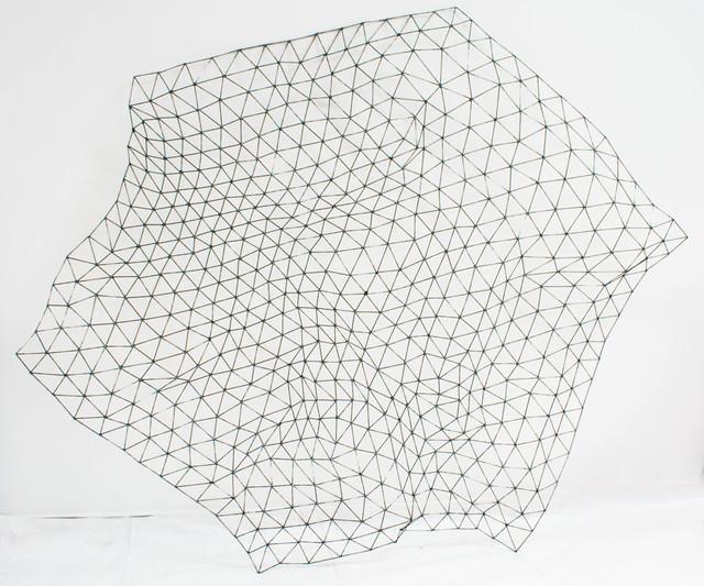 , 'Deviant Grid,' 2015, Art Mûr