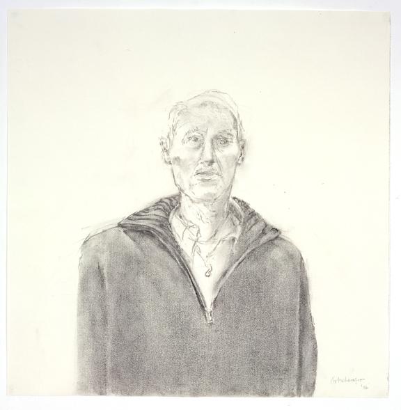 , 'Self-Portrait,' 2005, David Nolan Gallery