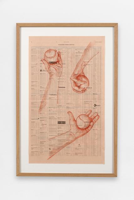 , 'Art is a game (1),' 2015, Michel Rein Paris/Brussels