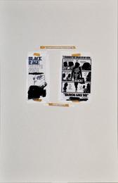 Dominique Duroseau, 'Black White/ White Black Inequalibrium,' 2016, Rush Benefit Auction 2016