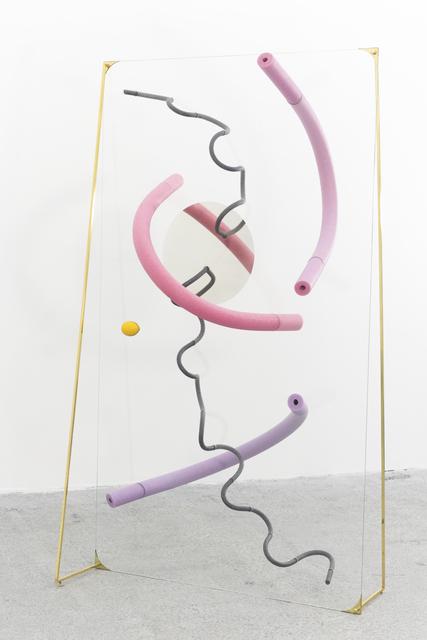 , 'IV - Nimble and Sinister Tricks -,' 2019, Galería OMR