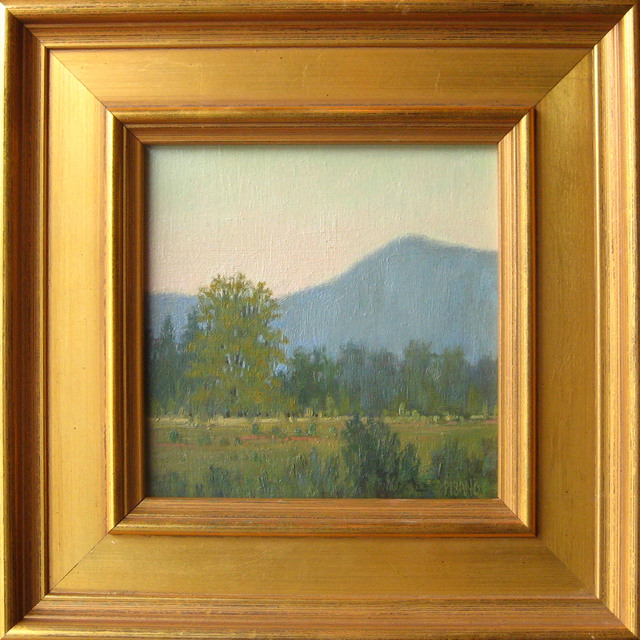 , 'Mountain Peak,' 2010, BoxHeart