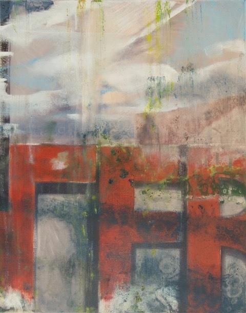 Shawn Evans, 'Established Viewpoint', 2018, VIVIANEART