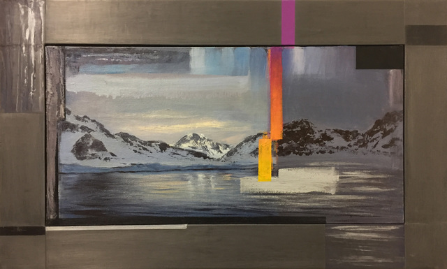 , 'Glitch at the Edge of Antarctica ,' 2016, Grenning Gallery