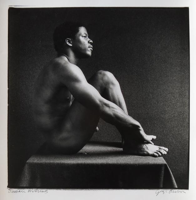 George Dureau, 'Clarence Williams (15515)', 1979, Arthur Roger Gallery