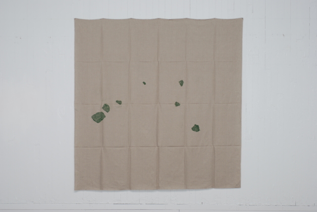 , 'Hourly Directional Field Notation, 6 January, Silver Creek,' 2012, Galleria Raffaella Cortese