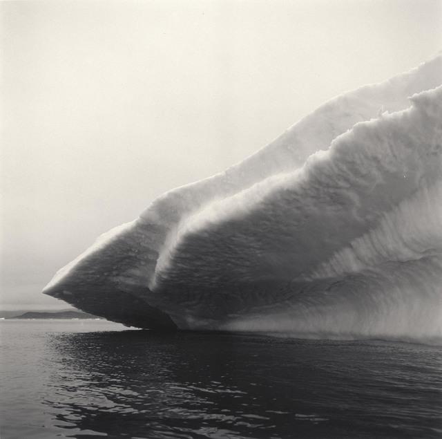 , 'Iceberg IV, Disko Bay, Greenland,' 2004, Edwynn Houk Gallery