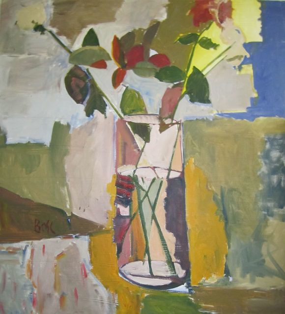 , 'Flowers on a Fall Day,' , Desta Gallery