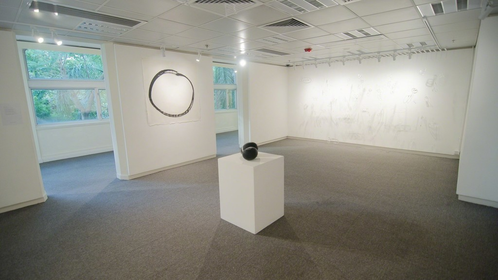 Confluence Exhibition view