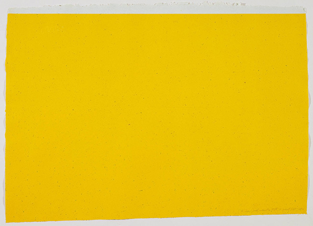 , '(To Don Judd, Colorist) 3,' 1987, Upsilon Gallery