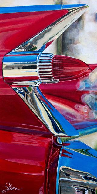 , '1959 Cadillac Coupe deVille,' 2018, Zhou B Haus der Kunst