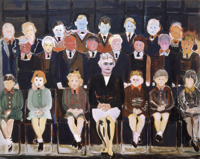 , 'The Teacher (Sub A),' 1987, Fondation Beyeler
