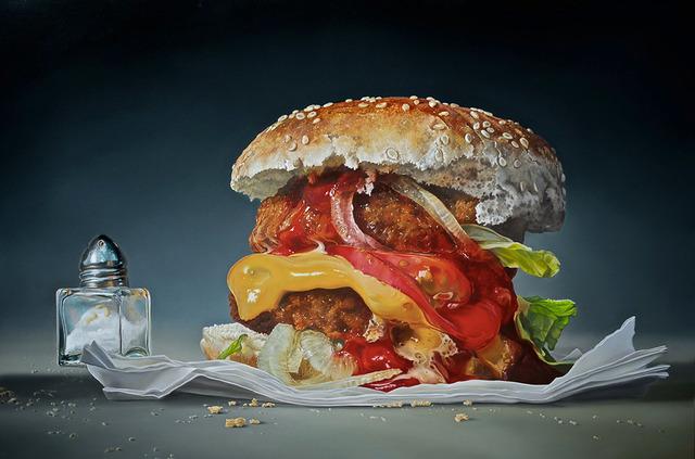 Tjalf Sparnaay, 'Big Burger (limited edition of 50)', 2015, Online Galerij
