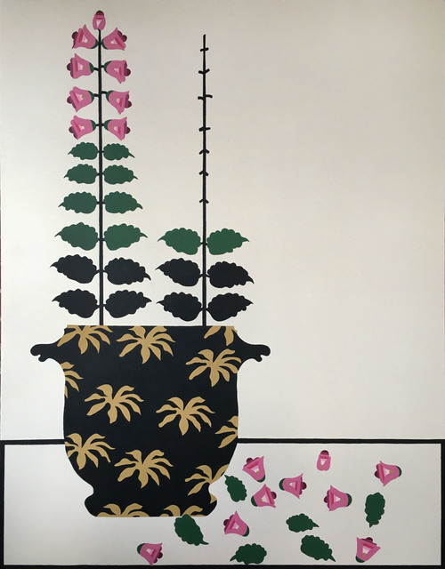, 'Potted Plant,' 2017, Galleri Urbane