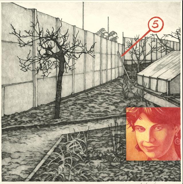 , 'Marienetta Jirkowsky (1980),' 2020, Urban Spree Galerie
