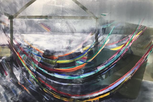 Joel Janowitz, 'Floating Hammocks  a/b', 2019, The Schoolhouse Gallery