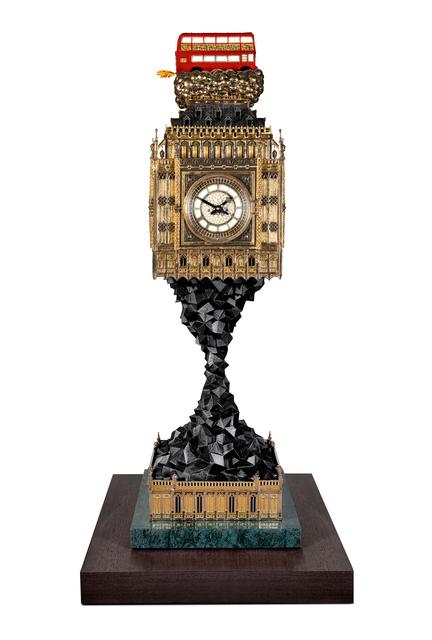 , 'Big Ben,' 2009-2014, Museum of Arts and Design