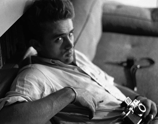 , 'James Dean, Photography Lesson,' 1954, Classic Stills