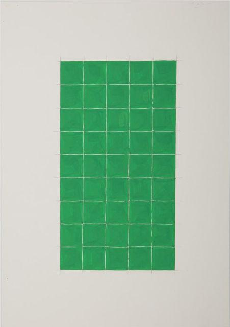 , 'Squares No.8,' 2013, Gallery Isabelle van den Eynde