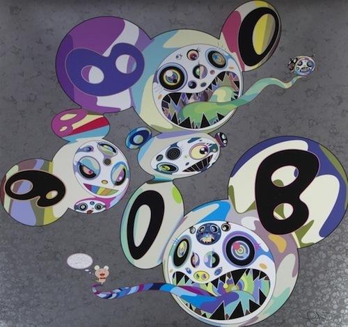 Takashi Murakami, 'Spiral', 2015, Vogtle Contemporary