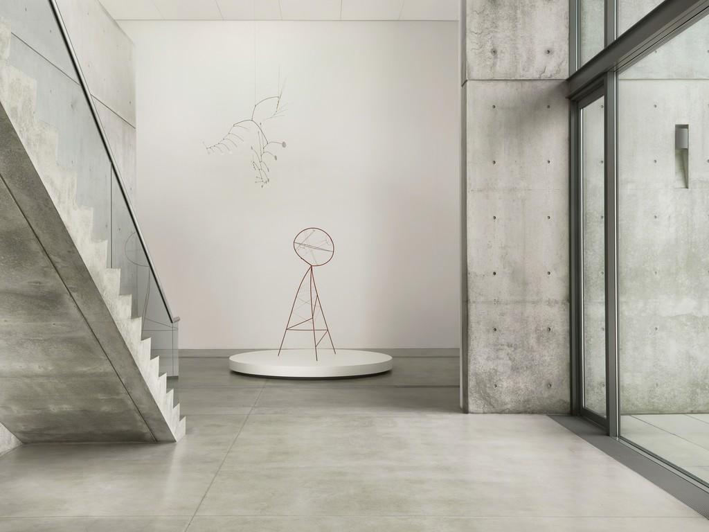 Installation photograph, Calder Lightness