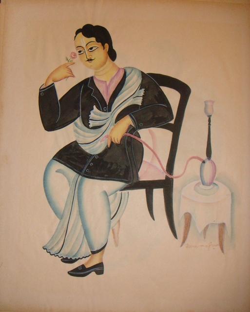 Kalam Patua, 'Untitled ', 2017, Arushi Arts