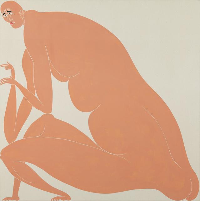 , 'Seft-portrait VI,' 2011, Postmasters Gallery