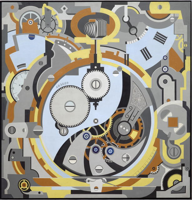, 'Watch,' 1925, de Young Museum