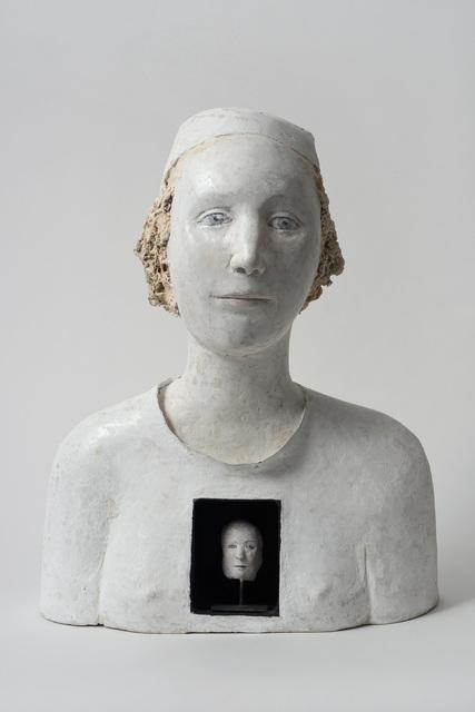 , 'Buste Reliquaire Avec Tete D'homme,' 2016, Slete Gallery