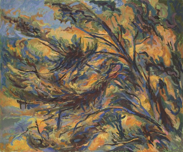 , 'Windblown tree, South of France,' ca. 1960, Robert Eagle Fine Art