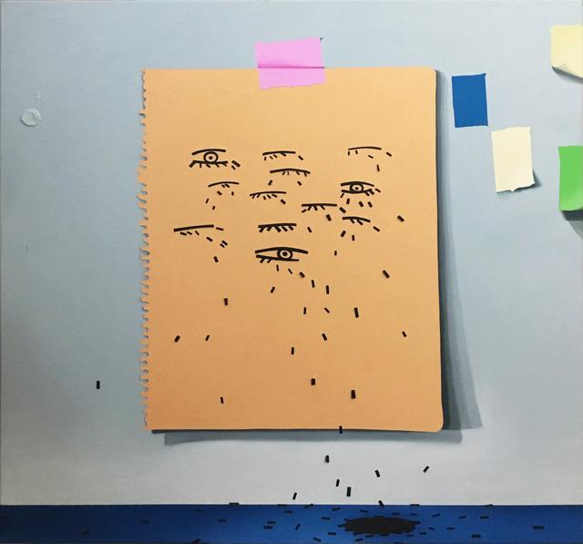 , 'pattern painting #3,' 2018, John Wolf Art Advisory & Brokerage