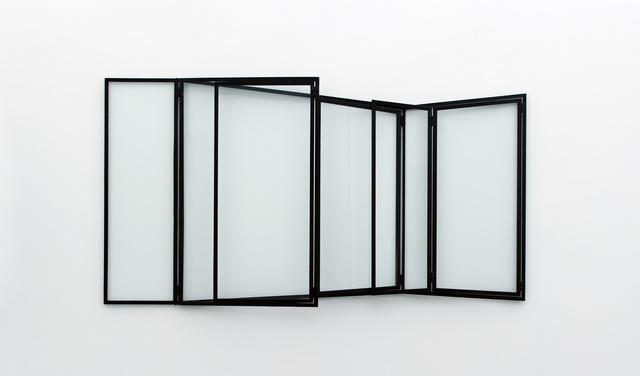 , 'Entreaberto #3,' 2017, Galeria Lume