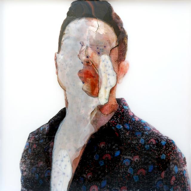 , 'Rolando X,' 2018, Galería Quetzalli
