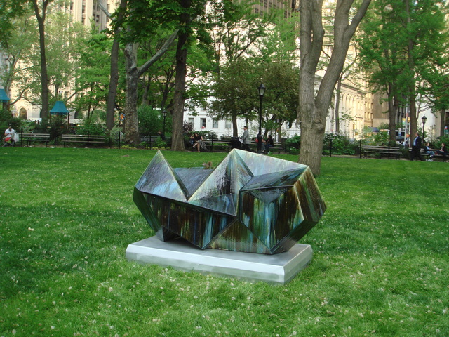 , 'Tropic,' 2007, Madison Square Park
