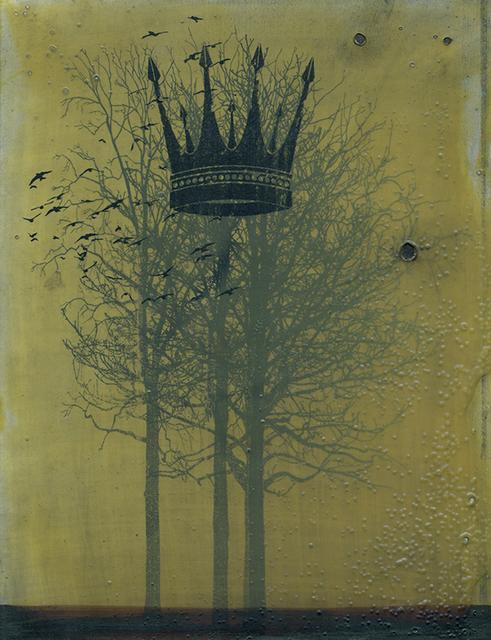 , 'Falso hombre árbol (macho),' 2014, Baró Galeria
