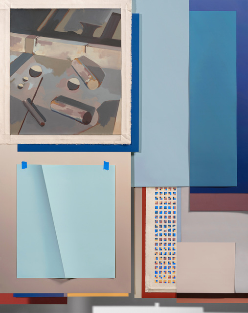 , 'New Construction ,' 2018, Jessica Silverman Gallery