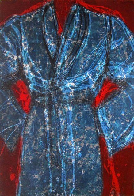 , 'Blue Vienna,' 2013, Hamilton-Selway Fine Art