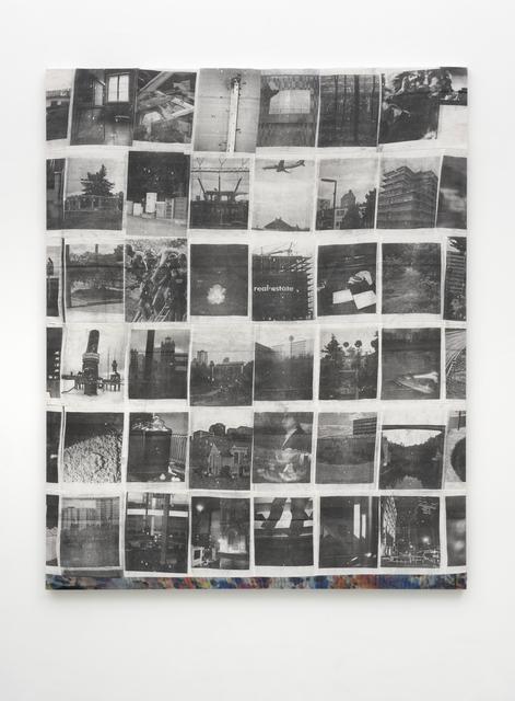 , 'public domain,' 2017, PPC Philipp Pflug Contemporary