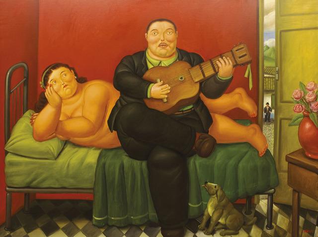 , 'A Concert ,' 1995, Gary Nader