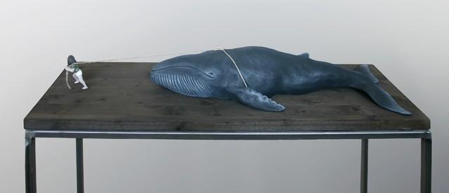 , 'GAIA E LA BALENA,' 2011, Mark Hachem Gallery