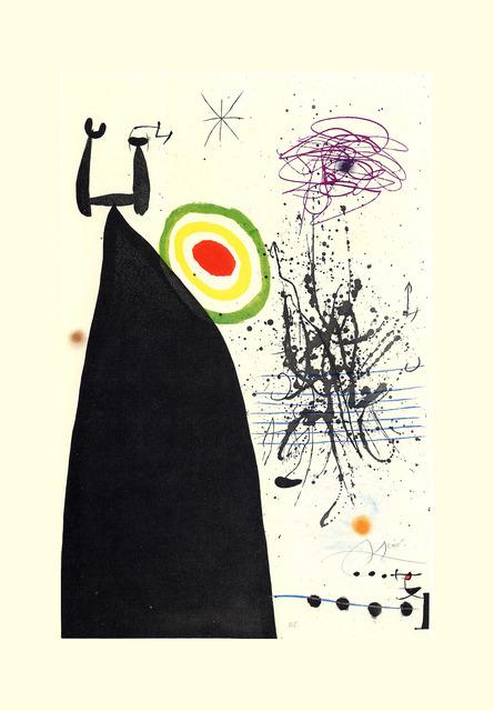 , 'Le Chef d'orchestre,' 1974, Galerie Lelong & Co.